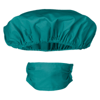 Hospital Hat & Mask Set