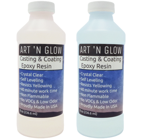 Art N' Glow Epoxy Resin