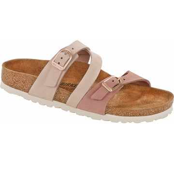 BIRKENSTOCK SALINA NUBUCK NARROW FIT