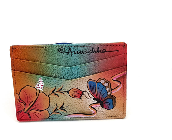 ANUSCHKA CARD HOLDER 1032-PHA