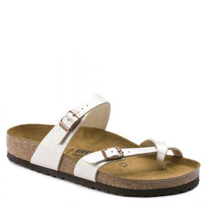 Load image into Gallery viewer, BIRKENSTOCK MAYARI BIRKO-FLOR REGULAR FIT