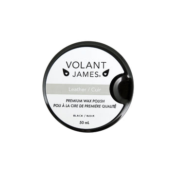 PREMIUM WAX POLISH - BLACK
