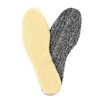 WOOL INSOLES SIZE: MEN'S 10