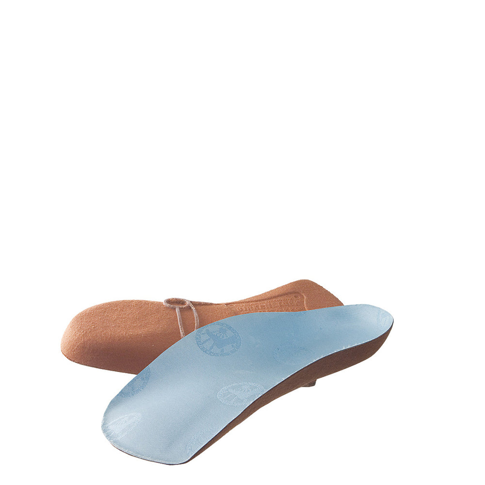 BIRKENSTOCK BLUE FOOTBED MEDIUM FIT