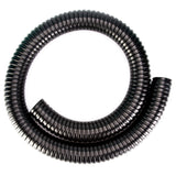 KOTTO Non-Slit Polyethylene Corrugated Flexible Innerduct Conduit -  24 Inch - Black