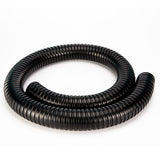 KOTTO Non-Slit Polyethylene Corrugated Flexible Innerduct Conduit - 48 Inch - Black
