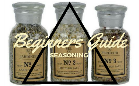 Beginners Guide to Seasoning