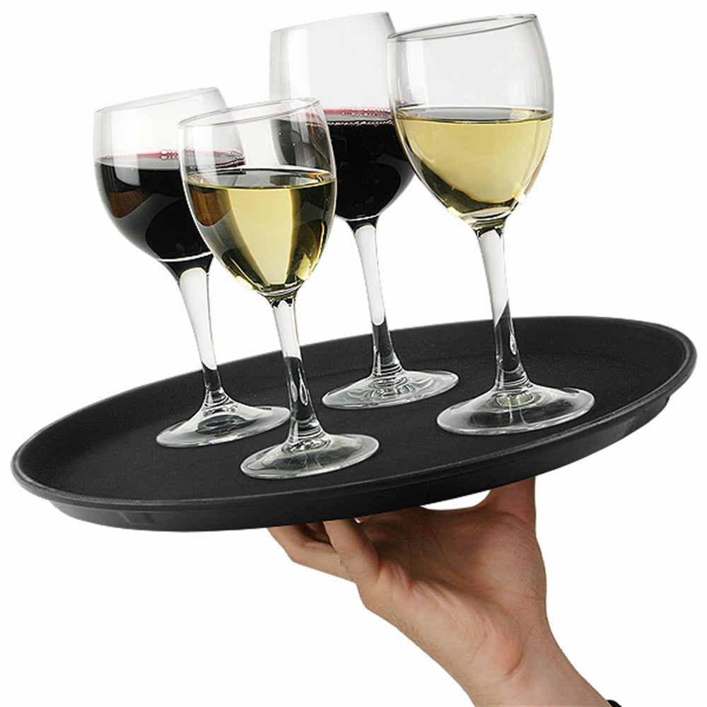 nonslip plastic drinks tray from chandon concepts - non slip tray mm