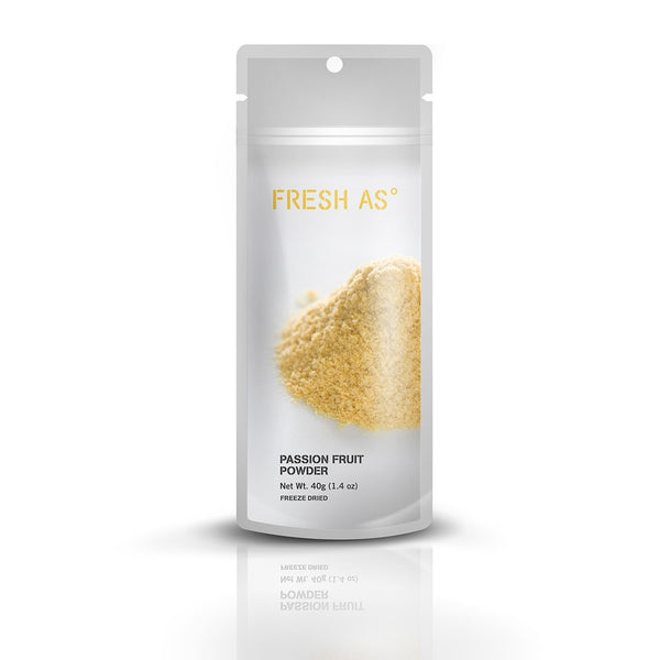 Fresh As - Passionfruit Powder