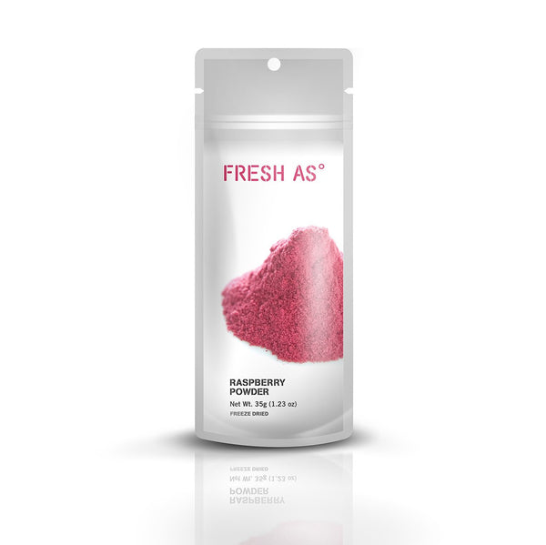 Fresh As - Raspberry Powder