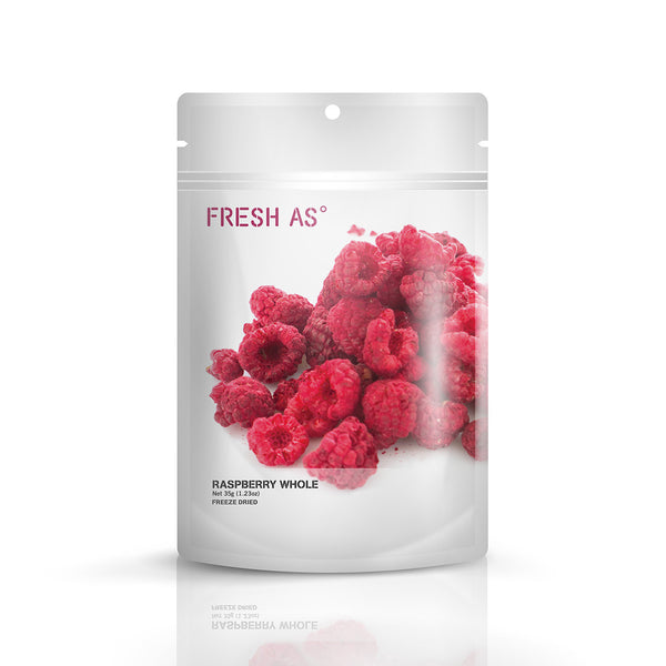 Fresh As - Raspberries