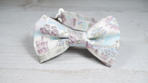 Liberty of London 'Isle of Wight'  Bow Tie