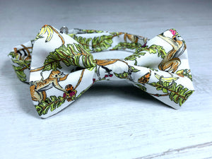 Liberty Tree Tops Bow Tie / Monkey Bow Tie