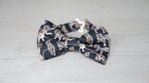 Liberty Heads and Tails Bow Tie