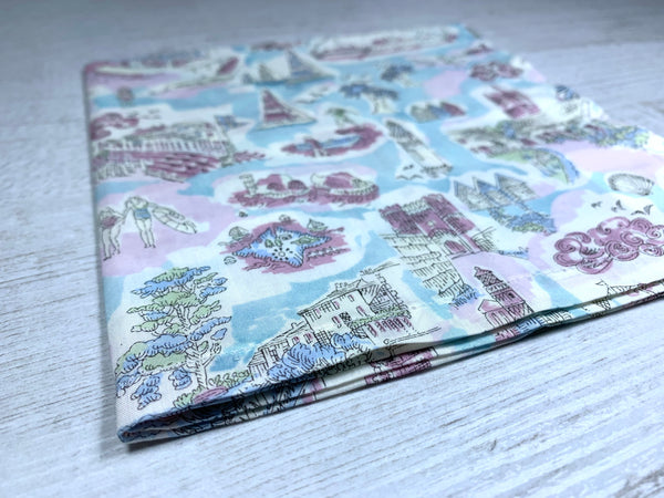 Liberty Isle of Wight Pocket Square / Limited Edition