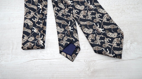 Liberty Heads and Tails Men's Tie
