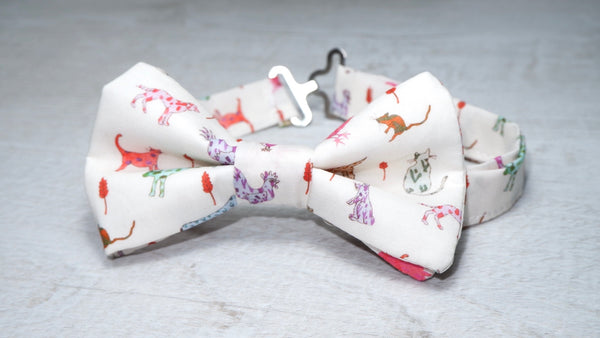 Liberty Farmyard Tales Bow Tie