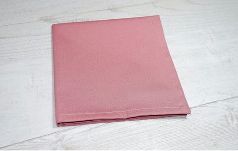 Dusty Pink Pocket Square