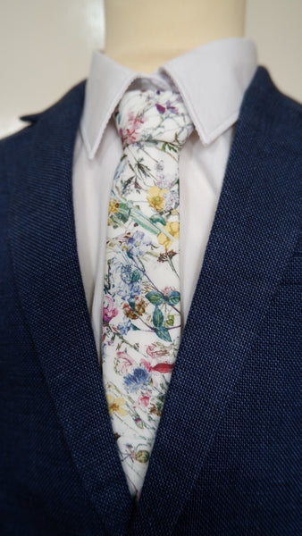 Liberty Wild Flower Boys Tie