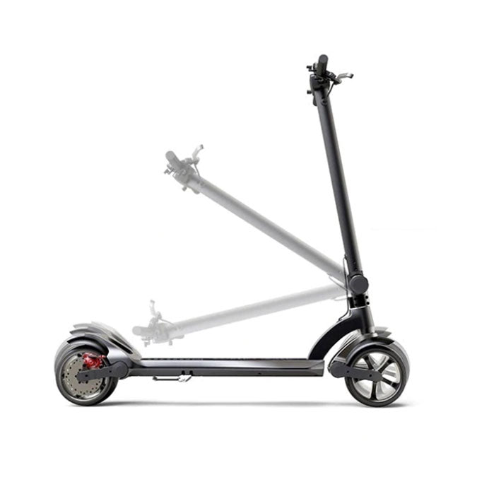 Mercane Wide Wheel electric scooter folding