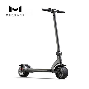 Mercane Wide Wheel electric scooter hero