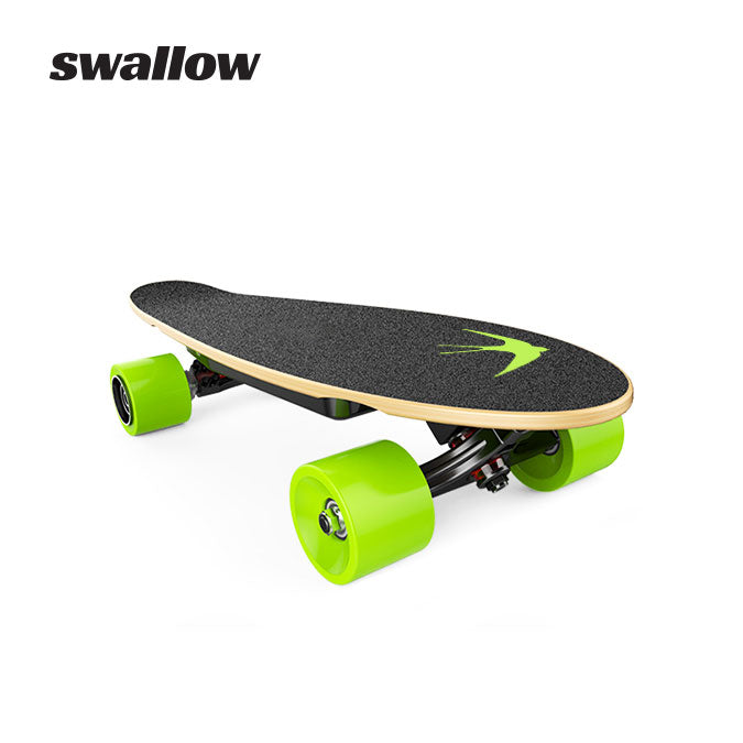 Swallow Shorty electric skateboard top
