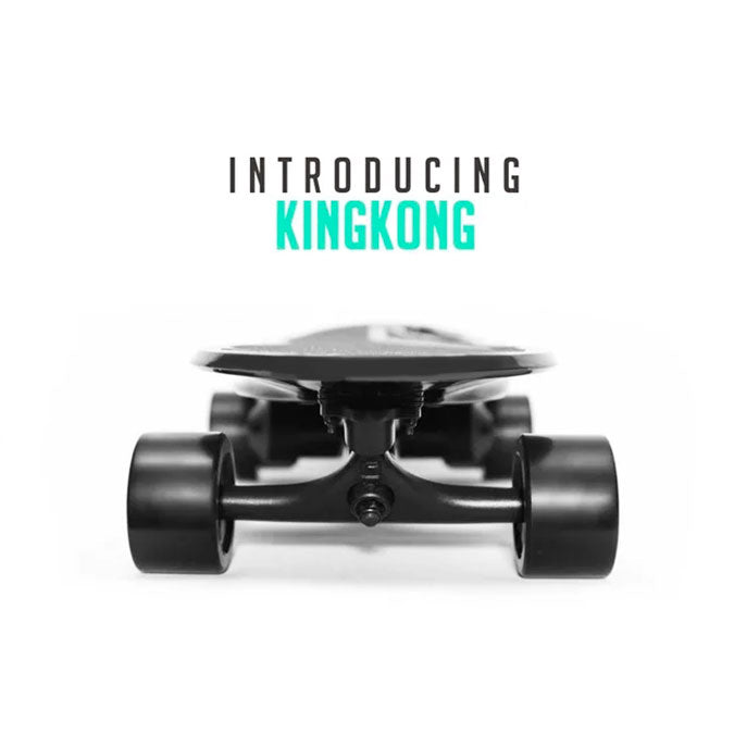 Introducing Swallow King Kong Pro electric skateboard