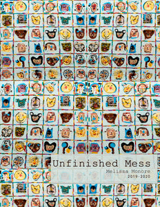 Unfinished Mess - BOOK