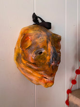 Load image into Gallery viewer, Latex tiger mask