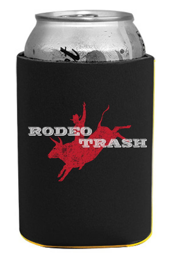 Koozie Rodeo Trash