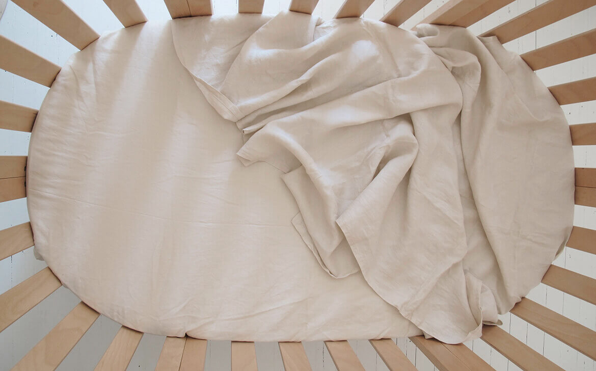 Milk Tea Fitted Sheet - SOLD OUT