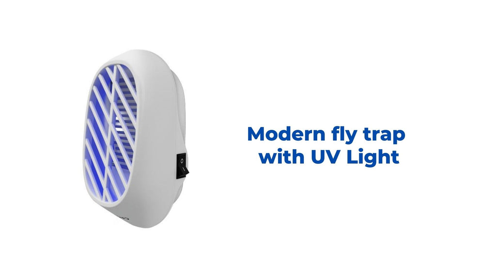 Image-Modern-fly-trap-with-UV-Light