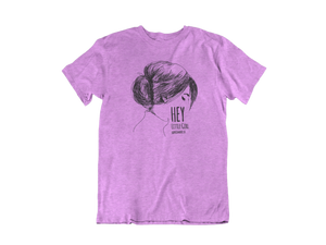 Hey Little Girl Tee