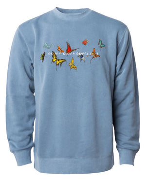 Grow Crewneck LIMITED EDITION