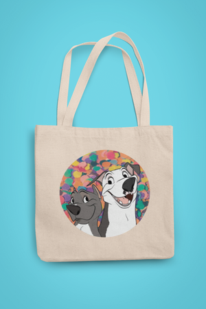Hippo Party Tote