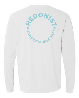 Live For Pleasure Logo Long Sleeve