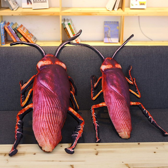 Cockroach Plush Pillow - Toy