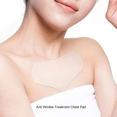 Chest Pad for Decollete and Cleavage Wrinkles Prevention
