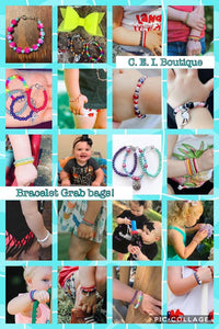 Bracelet Grab Bags (please select correct size in drop-down)