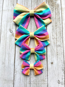 "Grace ""Rainbow Stripe"""