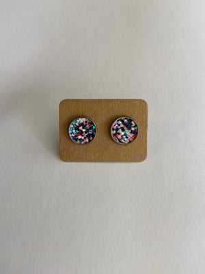 8mm Land that I Love Earrings