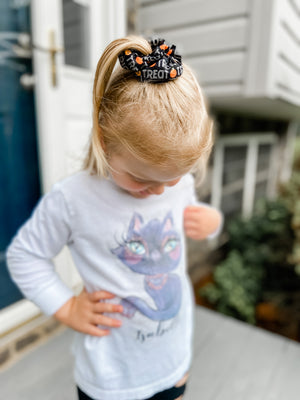 Scrunchie Trick or Treat