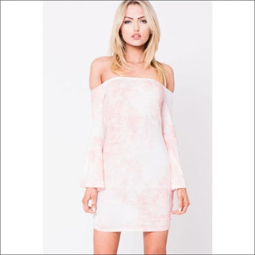 Off Shoulder Mini Dress370x
