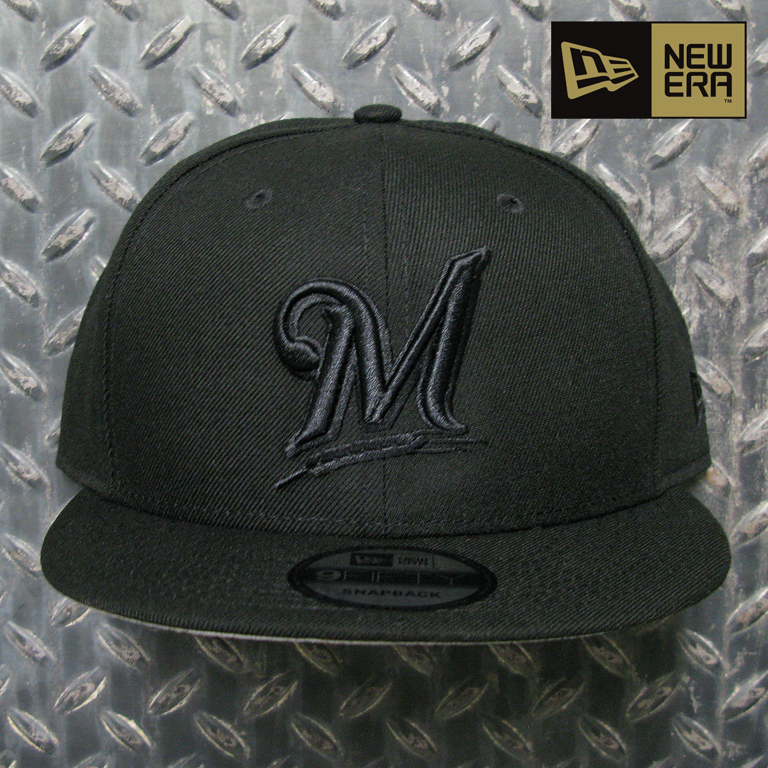 New Era Milwaukee Brewers MLB Basic 9FIFTY Snapback 11591040