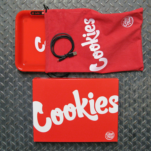 Cookies GlowTray Rolling Tray 1536A3452