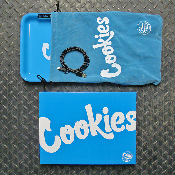 Cookies x GlowTray V3