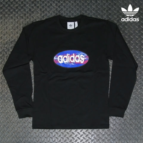adidas Ovalo Long Sleeve T-Shirt FM1440