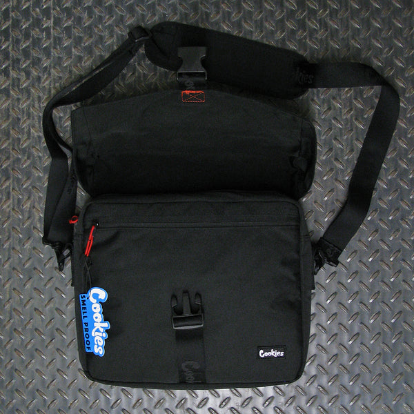 "Cookies Zenith ""Smell Proof"" Shoulder Bag"