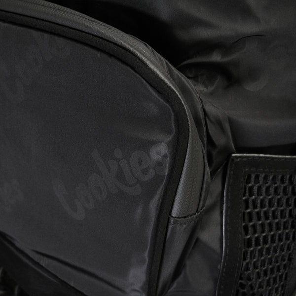 "Cookies Luxe ""Smell Proof"" Repeated Logo Backpack"
