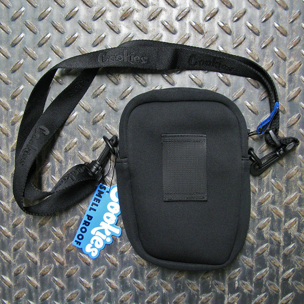 "Cookies Travel Pocket ""Smell Proof"" Shoulder Bag"